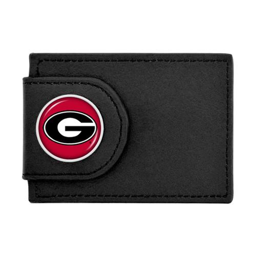 Georgia Bulldogs Wallet Money Clip