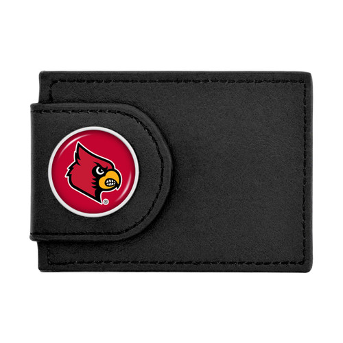 Louisville Cardinals Wallet Money Clip