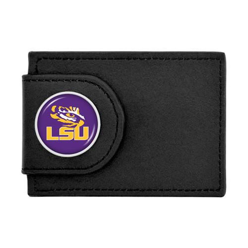 LSU Tigers Wallet Money Clip