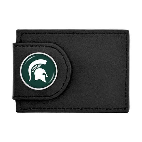 Michigan State Spartans Wallet Money Clip