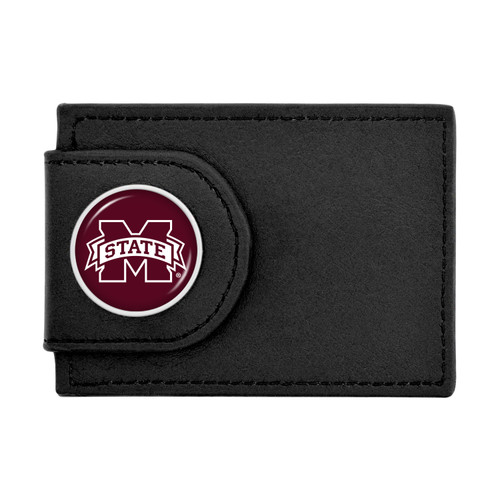 Mississippi State Bulldogs Wallet Money Clip