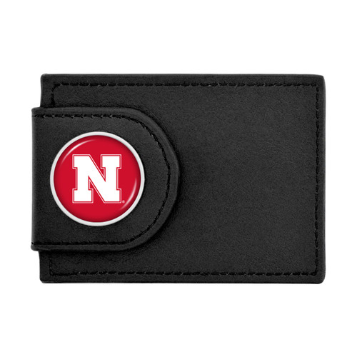 Nebraska Huskers Wallet Money Clip