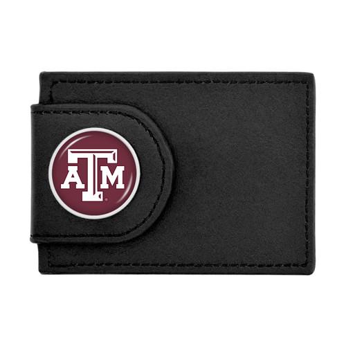 Texas A&M Aggies Wallet Money Clip