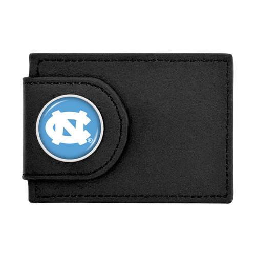 North Carolina Tar Heels Wallet Money Clip