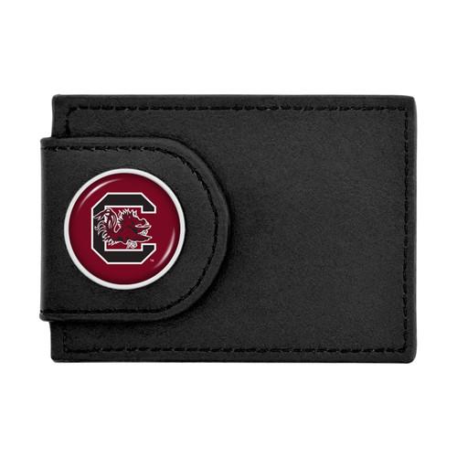 South Carolina Gamecocks Wallet Money Clip