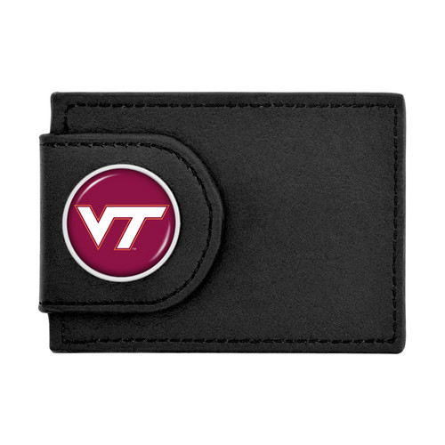 Virginia Tech Hokies Wallet Money Clip