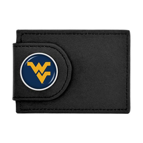 West Virginia Mountaineers Wallet Money Clip