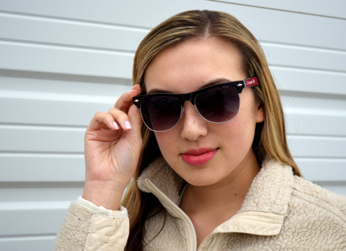 High School Sunglasses- Vintage