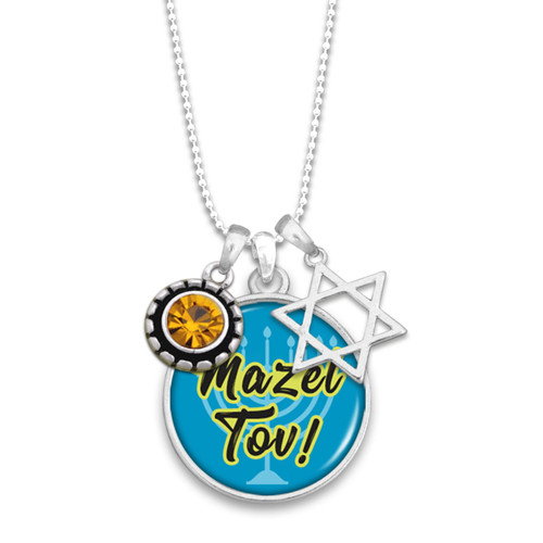 Mazel Tov Necklace