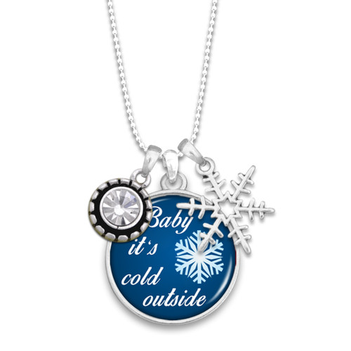 Baby It's Cold Outside Necklace