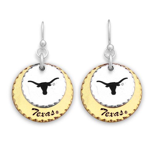Haute Stamps College Earrings
