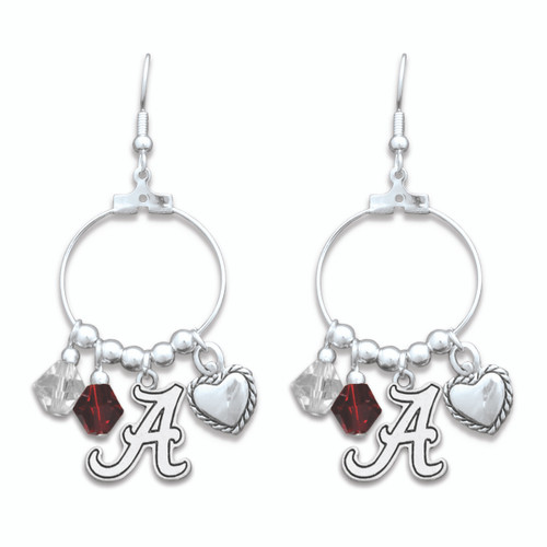 *Choose Your College* Earrings- Haute Wire