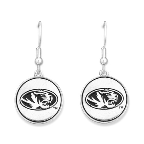 *Choose Your College* Earrings- Silver Linings