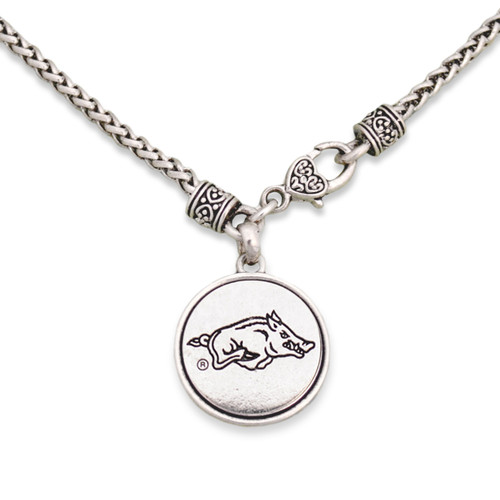 Silver Linings College Necklace