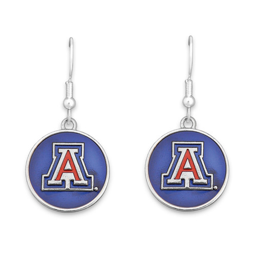 Arkansas Razorbacks Society  Earrings