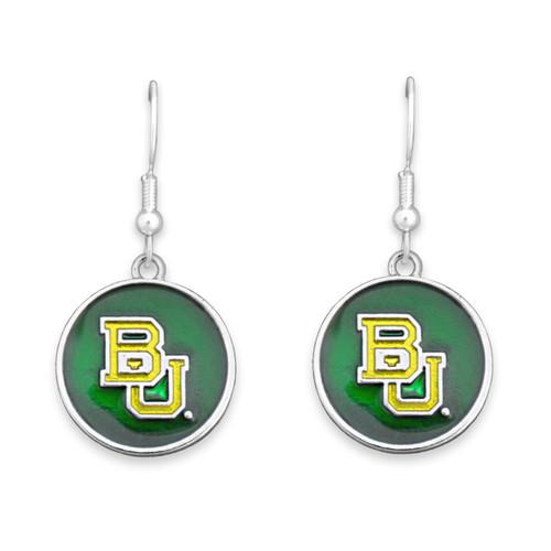 Baylor Bears Society  Earrings