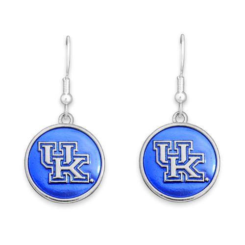 Kentucky Wildcats Society  Earrings