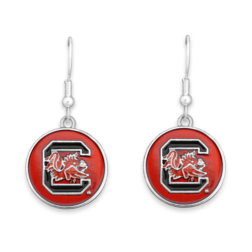 South Carolina Gamecocks Society  Earrings