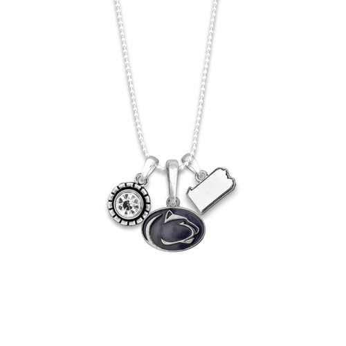 Penn State Nittany Lions Home Sweet School Necklace