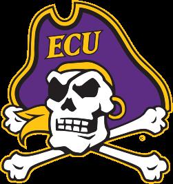 ECU Pirates Logo