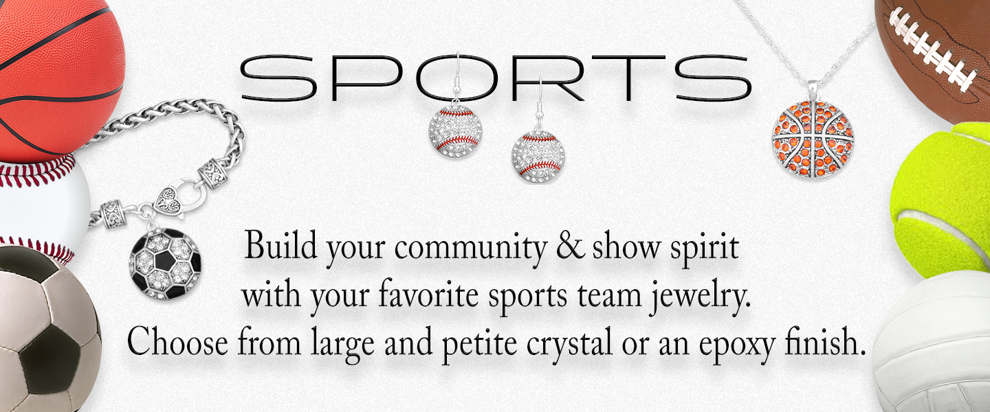 Sports Jewelry Home Page