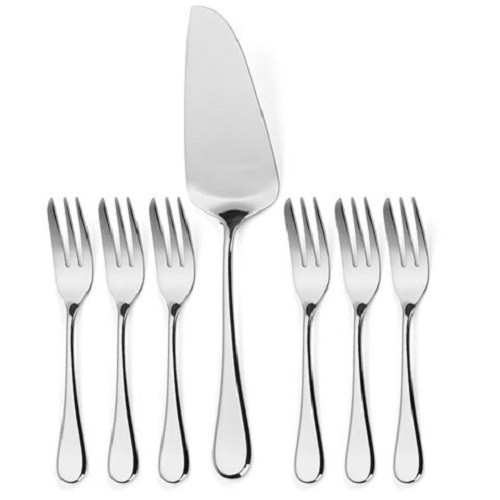 Stanley Rogers Chelsea 7 Piece Cake Serving Set Gift Boxed