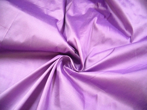 Lavender 1 100% Authentic Silk Fabric