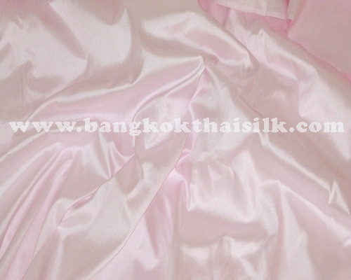 Pale Pink 100% Authentic Silk Fabric