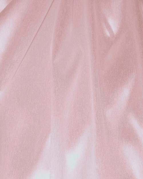 "Italian Faux Silk Fabric 58""W - Pink"