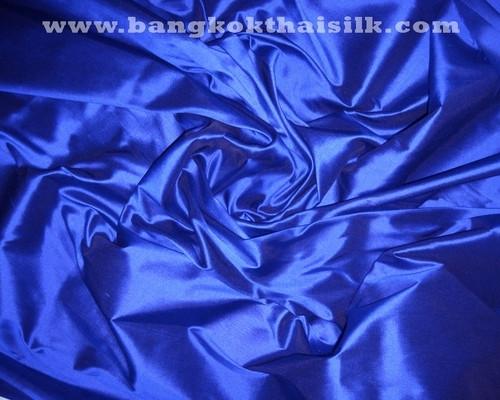Blue Sapphire 100% Authentic Silk Fabric