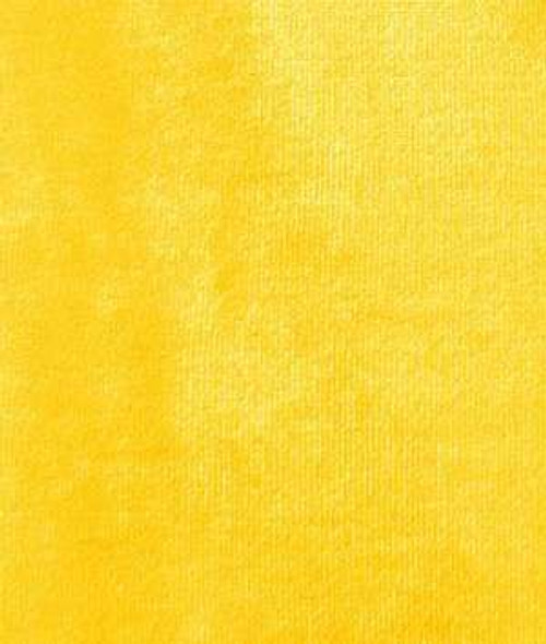 "VELVET STRETCH 60""W - YELLOW"