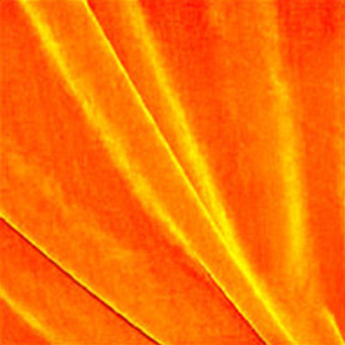 "VELVET STRETCH 60""W - ORANGE FIREFLY"
