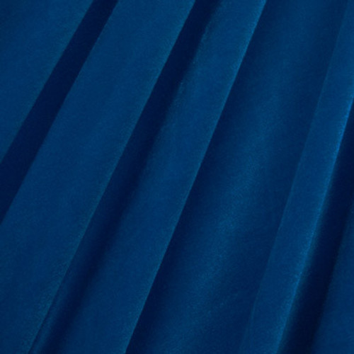 "VELVET STRETCH 60""W - DARK BLUE"