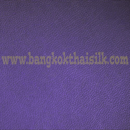 Faux Calf Leather Fabric - Lilac Purple