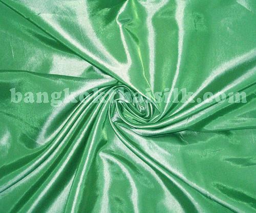 "Seafoam Faux Silk Taffeta 60""W Fabric"