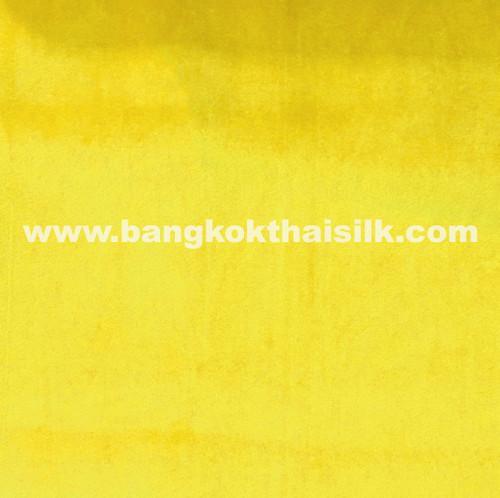 """Soft Velvet Light Upholstery 60""""W - Yellow"""