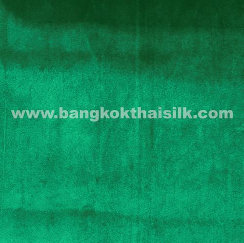 """Soft Velvet Light Upholstery 60""""W - Emerald Green"""
