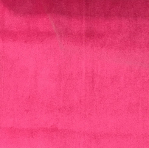 """Soft Velvet Light Upholstery 60""""W - Hot Pink"""