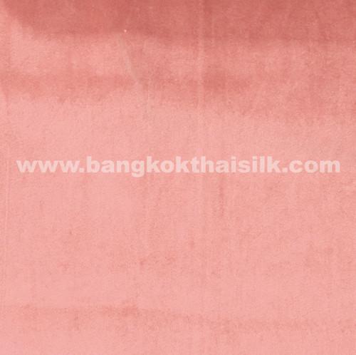 Soft Velvet Light Upholstery - Salmon