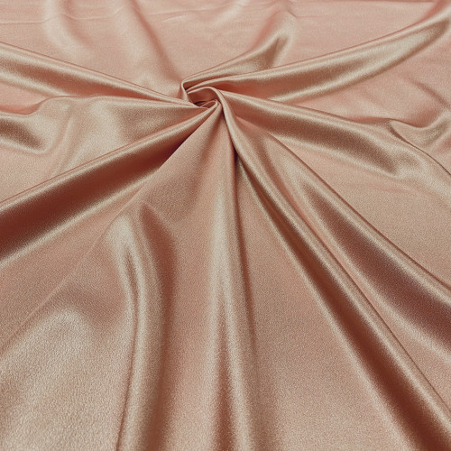 "Duchess Satin Fabric 60""W Heavy Weight - Dark Spice"