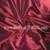 "Faux Silk Caprice Dupioni 60""W Fabric - Dark Red"