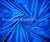 "Cobalt Blue Faux Silk Taffeta 60""W Fabric"