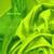 Heavy Silky Dupioni with Satin Back Fabric - Apple Green