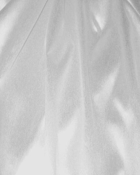"Italian Faux Silk Fabric 58""W - White"