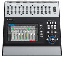 QSC Touchmix-30 Pro - Compact Digital Mixer with TouchScreen
