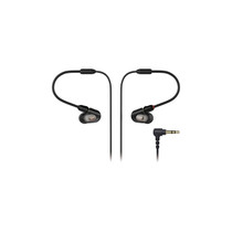 Audio Technica ATH-E50 Professional In-Ear Monitor Headphones