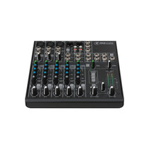 Mackie 802VLZ4 8-channel Ultra Compact Mixer with High Quality Onyx Preamps