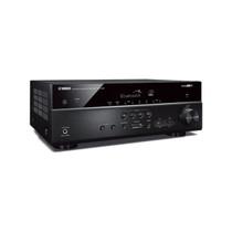 Yamaha RX-V485BL 5.1-Channel 4K Ultra HD AV Receiver with MusicCast - Black