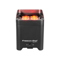 CHAUVET DJ FREEDOMPARQUAD4 Freedom PAR Quad-4 Battery Uplight (Black)