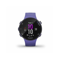 Garmin Forerunner 45s, 39MM Easy-to-Use GPS Running Watch with Garmin Coach Free Training Plan Support (Purple)